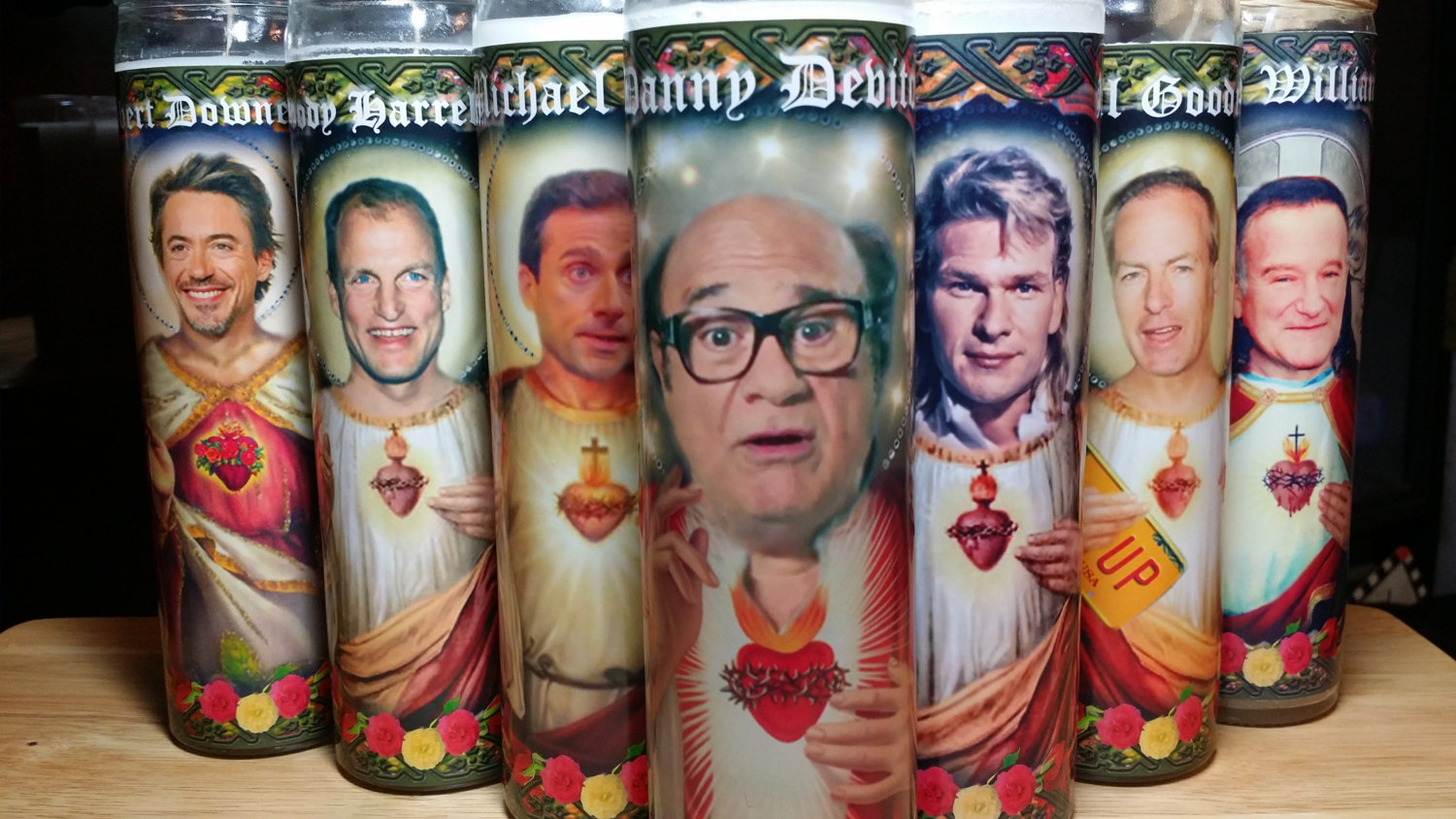 Danny Devito Candle 8 Quot Celebrity Tribute Prayer Candle